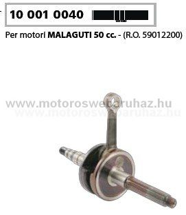 Főtengely RMS MALAGUTI F12 2007-2008 (100010040)