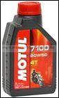 MOTUL 7100 4T 20W50 1 liter (104103)