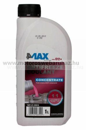 Fagyálló Koncentrátum 4MAX 1 literes 1:1=-35 fokos Piros