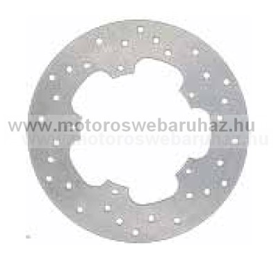 Féktárcsa APRILIA Scarabeo125 - 500 hátsó (225162150) RMS d:240mm