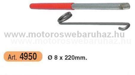 BUZETTI (4950) RUGÓBEAKASZTÓ KAMPÓ 8 x 220mm