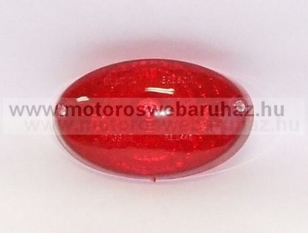 Lámpabúra hátsó APRILIA SCARABEO 50 piros (BOSRP138)