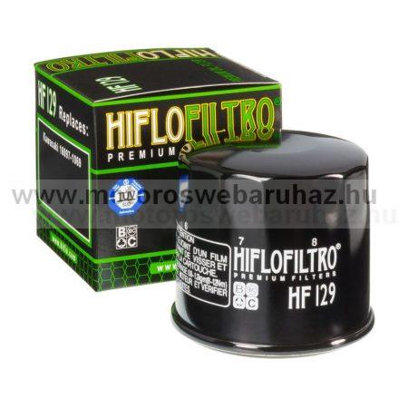 OLAJSZŰRŐ HIFLOFILTRO (HF-129)