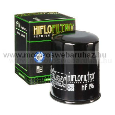 OLAJSZŰRŐ HIFLOFILTRO (HF-196)