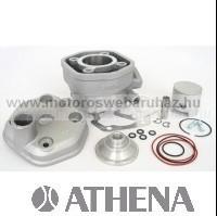 Hengerszett DERBI SENDA Vízhűtéses ALU. 70ccm 47,60mm (P400105100002) ATHENA