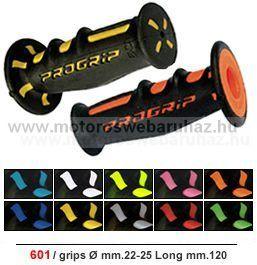 Markolat gumi PROGRIP 0601 Robogó markolat, 2 színű (22-25 120mm, 6 féle színben)