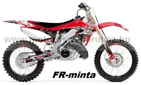 ARC-DESIGN off-road matricaszett 'A-kit' Honda CR125-250 2002-2007 (ARCHONDACR125A)