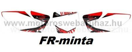 ARC-DESIGN off-road matricaszett 'B-kit' Honda CR125-250 2002-2007 (ARCHONDACR125B)