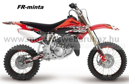 ARC-DESIGN off-road matricaszett 'C-kit' Honda CR85 2003-2008 (ARCHONDACR85C)