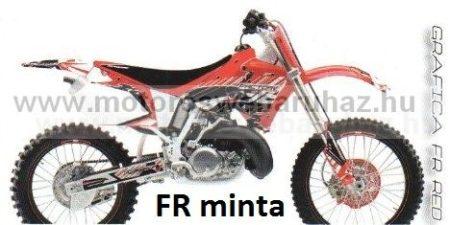 ARC-DESIGN off-road matricaszett 'C-kit' Honda CR125-250 1993 - 1997 (ARCHONDACR1251C)