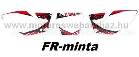 ARC-DESIGN off-road matricaszett 'B-kit' Honda CRF 250 2004-2005 (ARCHONDACRF2501B)