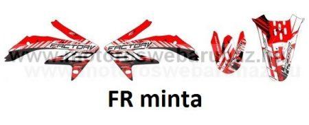 ARC-DESIGN off-road matricaszett 'A-kit' Honda CRF 450 2005-2006 (ARCHONDACRF4502A)