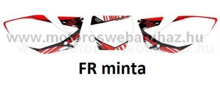 ARC-DESIGN off-road matricaszett 'B-kit' Honda CRF 450 2005-2006 (ARCHONDACRF4502B)