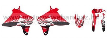 ARC-DESIGN off-road matricaszett 'A-kit' Honda XR650R 2000-2012 (ARCHONDAXR650RA)