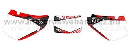 ARC-DESIGN off-road matricaszett 'B-kit' Honda XR650R 2000-2012 (ARCHONDAXR650RB)