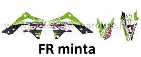 ARC-DESIGN off-road matricaszett 'A-kit'KAWASAKI KXF450 2012 (ARCKAWASAKIKXF4502A)