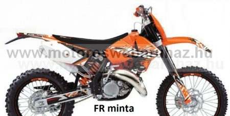 ARC-DESIGN off-road matricaszett 'A-kit' KTM EXC EXC-F MODELLEKHEZ 2004 (ARCKTMEXC2A)