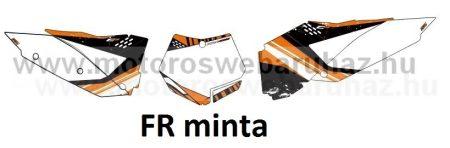 ARC-DESIGN off-road matricaszett 'B-kit' KTM EXC EXC-F MODELLEKHEZ 2008-2011 (ARCKTMEXC4B)