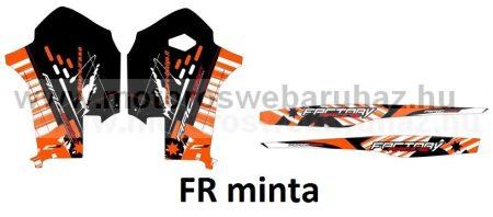 ARC-DESIGN off-road matricaszett 'C-kit' KTM EXC EXC-F MODELLEKHEZ 2012-2013 (ARCKTMEXC5C)