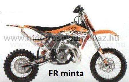 ARC-DESIGN off-road matricaszett 'A-kit' KTM SX 65 2009 - 2011 (ARCKTMSX651A)