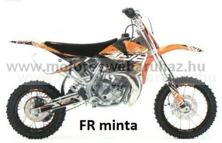 ARC-DESIGN off-road matricaszett 'A-kit' KTM SX 65 2002-2008 (ARCKTMSX65A)