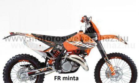 ARC-DESIGN off-road matricaszett 'B-kit' KTM SX SX-F MODELLEKHEZ 2002 (ARCKTMSXB)