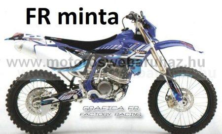 ARC-DESIGN off-road matricaszett 'B-kit' YAMAHA WRF 250 400 426 450 1998-2009 (ARCYAMAHAWRFB)