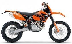 450 EXC RACING