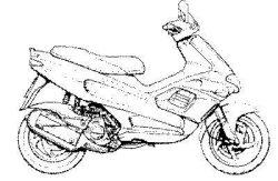 RUNNER FXR 180 2T (ZAPM08000)