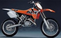 125 SX/EXC