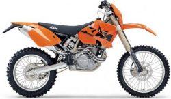 250 EXC RACING