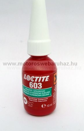 LOCTITE 603 10ml Csapágy és tengelyrögzítő