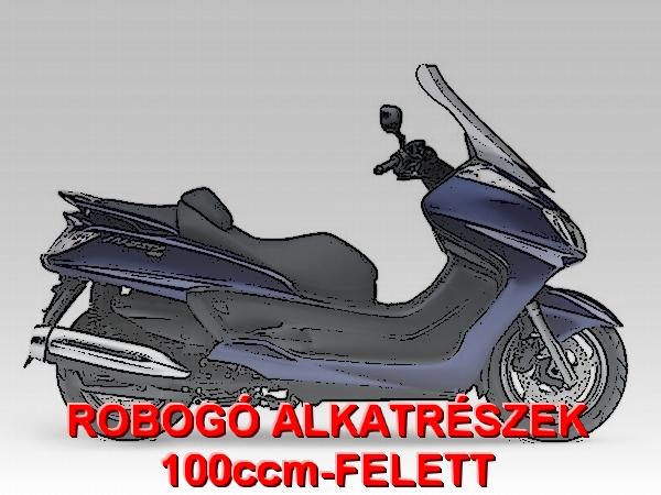 ROBOGÓ ALKATRÉSZEK 100ccm-FELETT