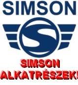 SIMSON ALKATRÉSZEK